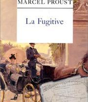 Une des couvertures de La Fugitive ( ou Albertine disparue)