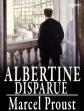 Une des couvertures d'Albertine disparue