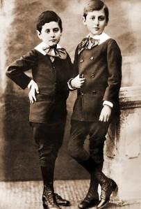 Robert et Marcel Proust