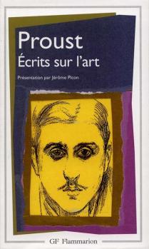 Une des couvertures d'Écrits sur l'art