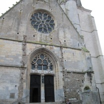 L'église d'Illiers-Combray.